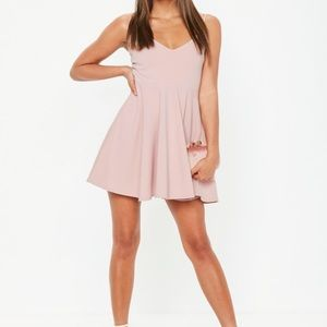 Missguided Pink dress
